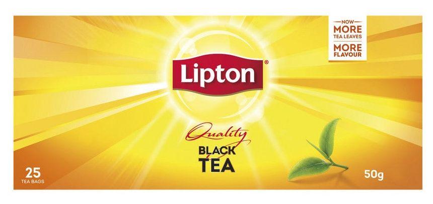 Lipton tea review
