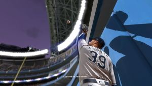MLB The Show 21 Catching