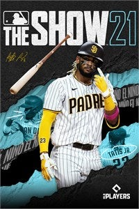 MLB The Show 21 Game Cover