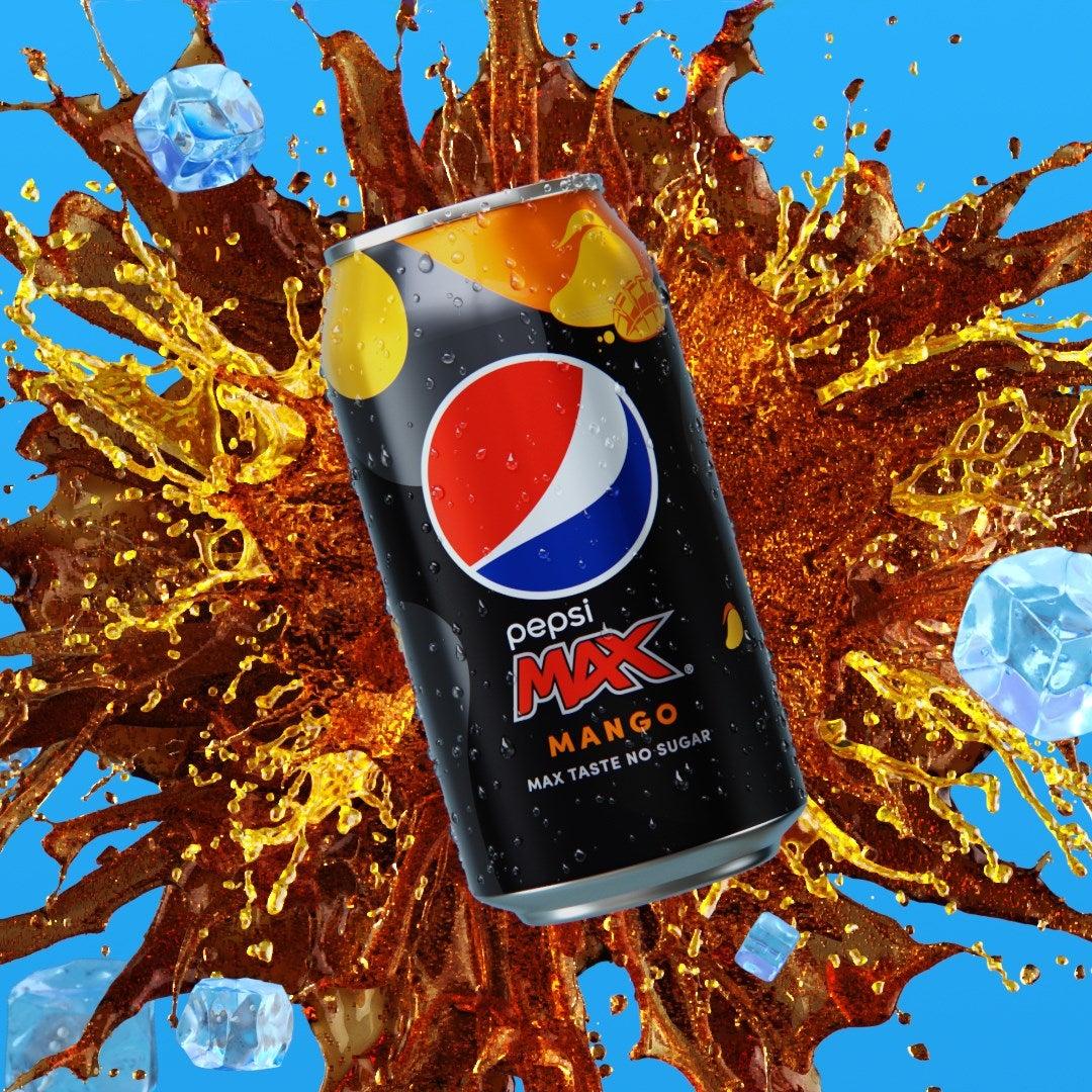 Pepsi Max cola