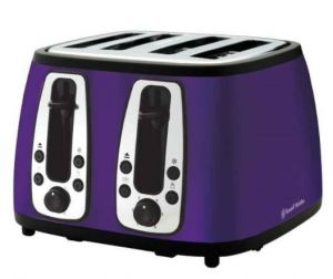 Russell Hobbs toaster review