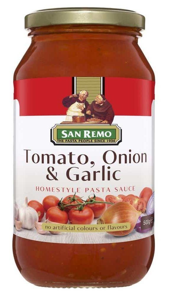 San Remo pasta sauce review