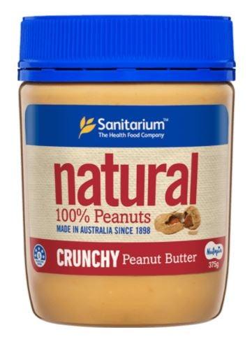 Sanitarium peanut butter review