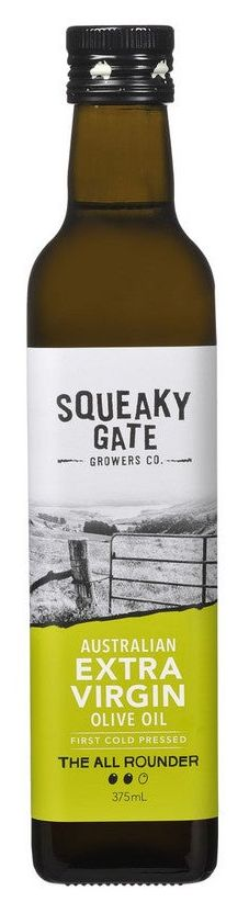 Squeaky Gate olive oil