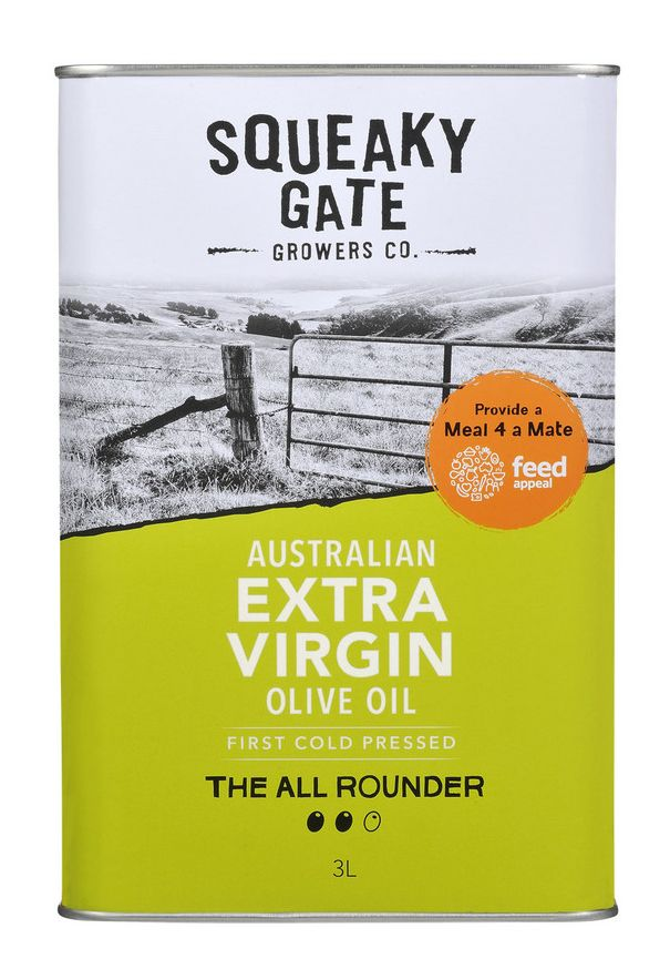 Squeaky Gate olive oil review