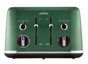 Sunbeam toaster review
