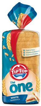 Tip Top white bread review