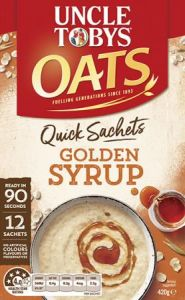 Uncle Tobys oats review