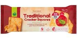 Woolworths crackers review