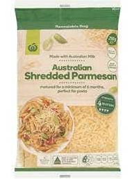 Woolworths parmesan review