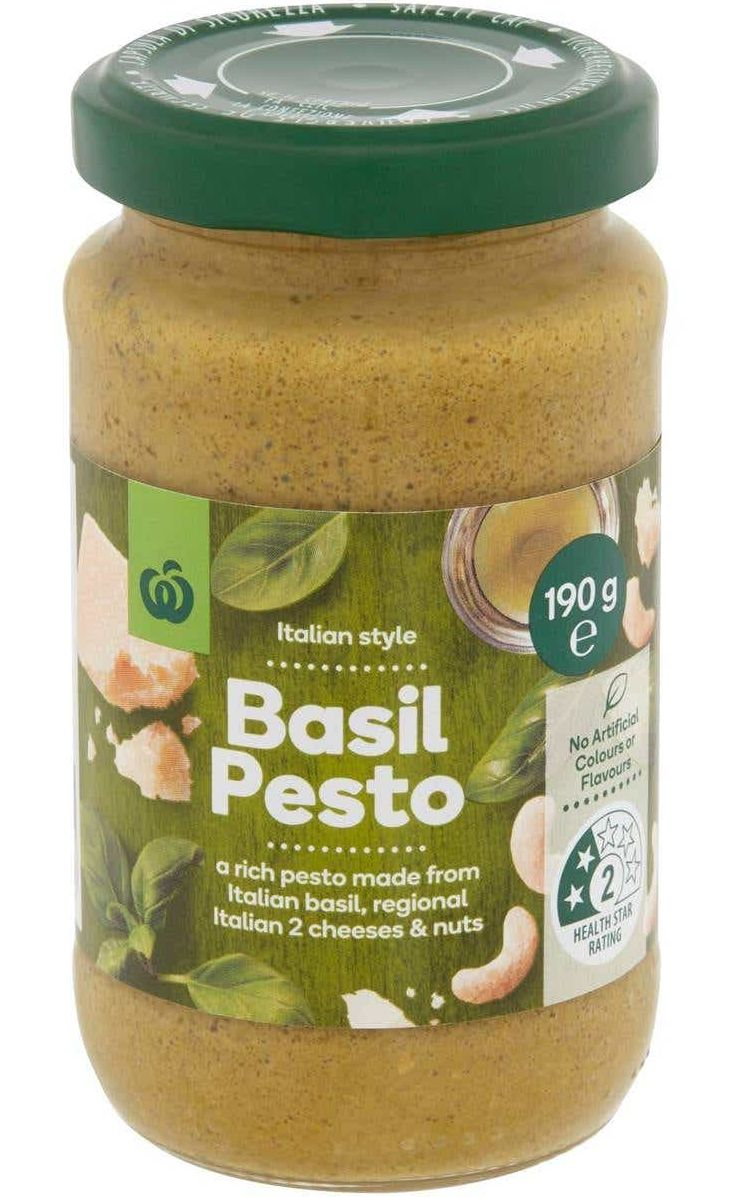 Woolworths pasta sauce review