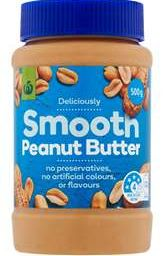 Woolworths peanut butter review