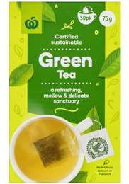Woolworths tea review