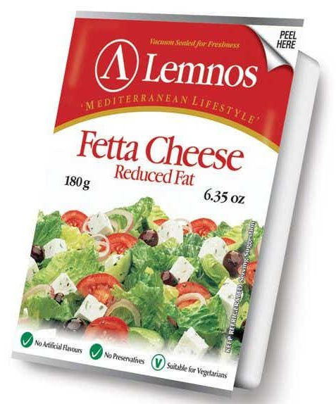 Lemnos fetta cheese review