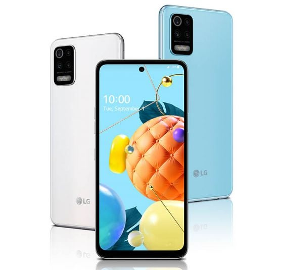 LG K series phones