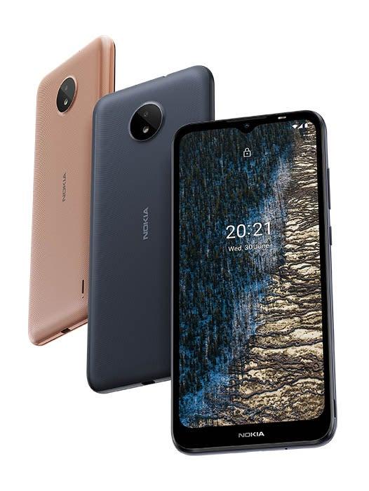 Nokia C20 phones