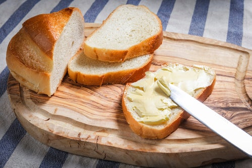 Is white bread unhealthy?