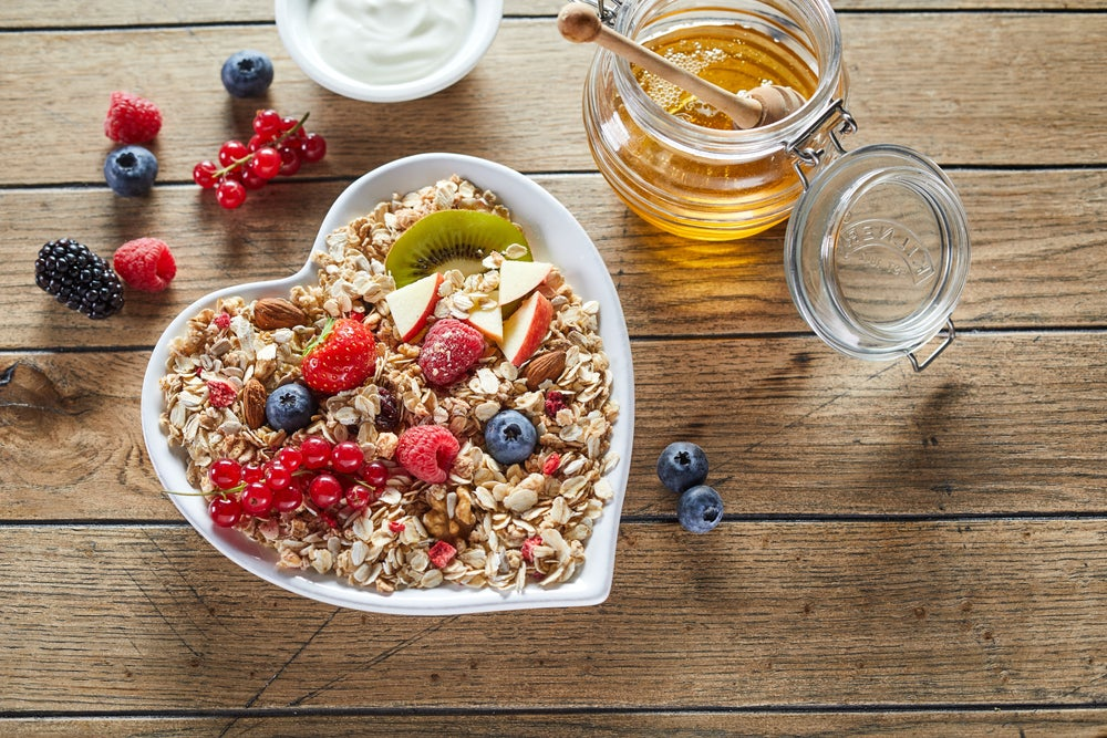 What is the best muesli and granola?