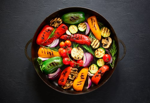What vegetables can you cook in air fryer?