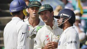 2007 Australia Vs. India Test Cricket Match