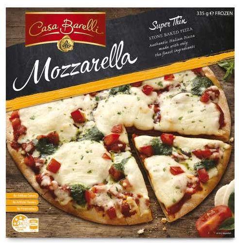 Aldi casa barelli pizza review