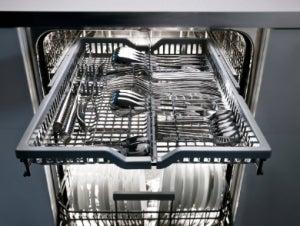 Asko D5456SS Built in dishwasher
