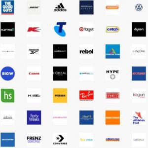 Click Frenzy Mayhem brands 2021