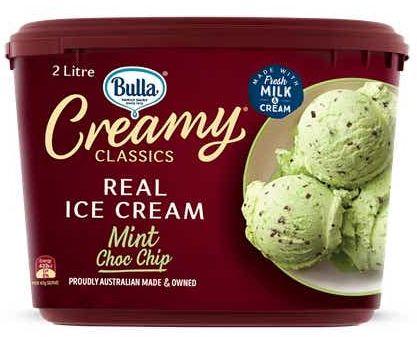 Bulla ice cream tubs review