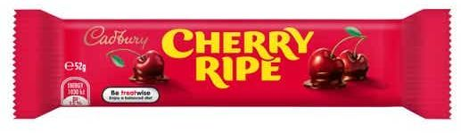 Cherry Ripe chocolate review