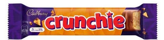 Crunchie chocolate review