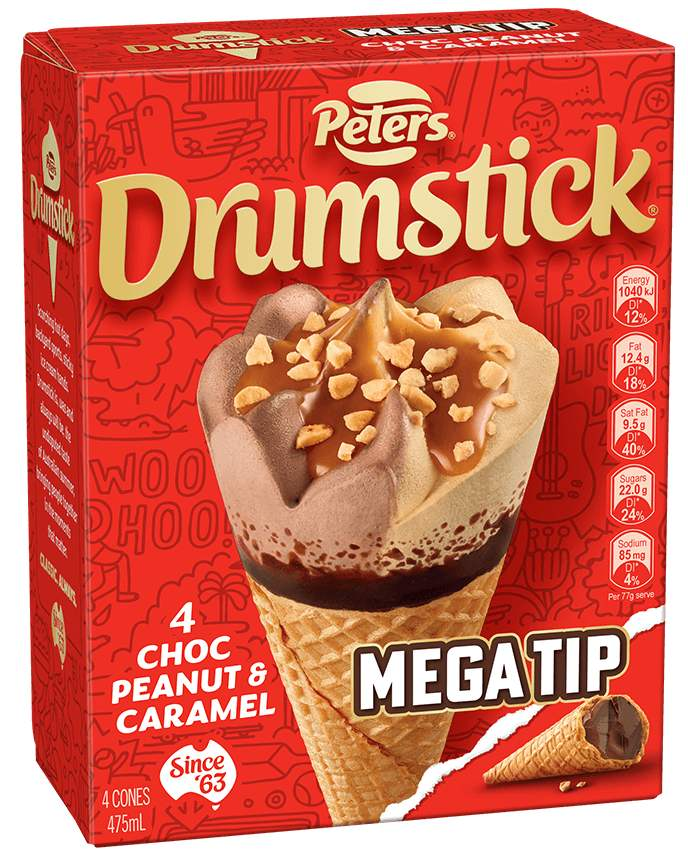Drumstick ice cream review