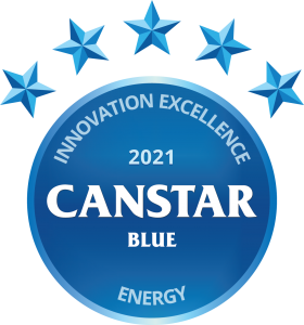 Canstar Blue Innovation Excellence Award 2021