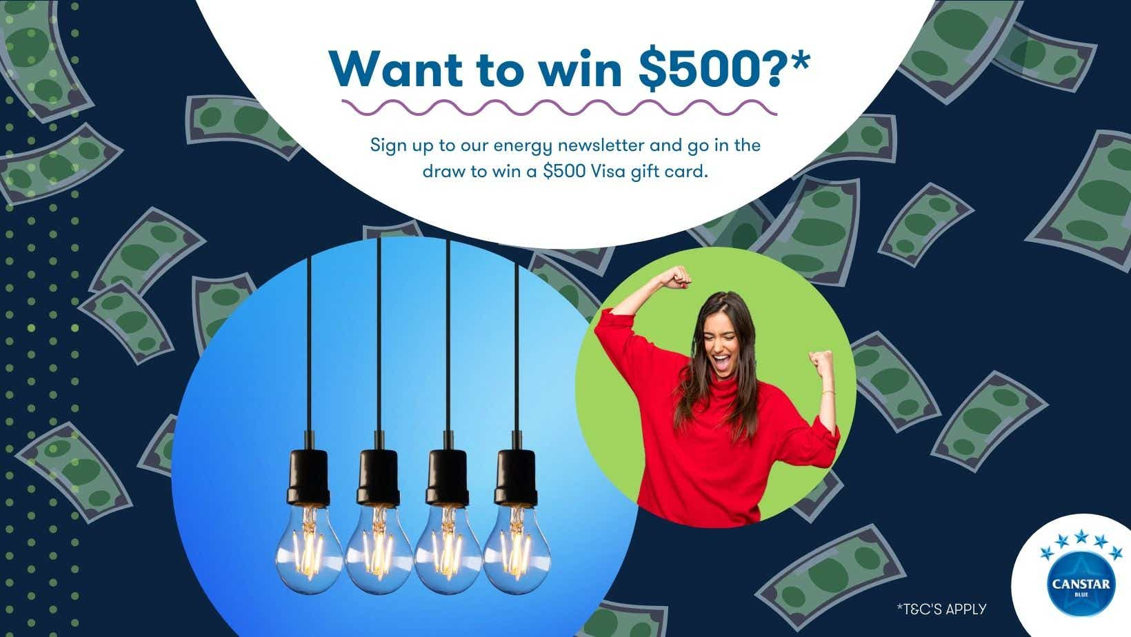 Energy $300 competition