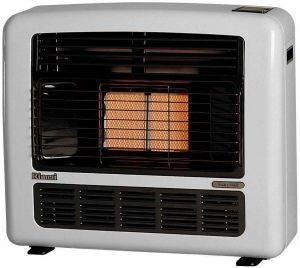 Rinnai Titan Unflued Natural Gas Radiant Heater