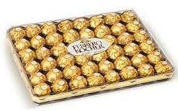 Ferrero Rocher chocolate review