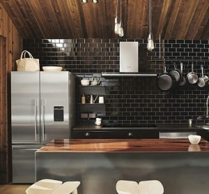 Fisher and paykel built-in slide out rangehoods