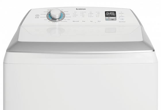 How much does a top load washing machine cost