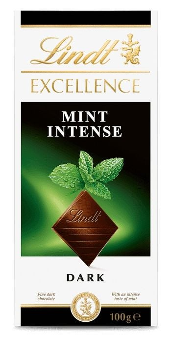 Lindt Excellence chocolate review