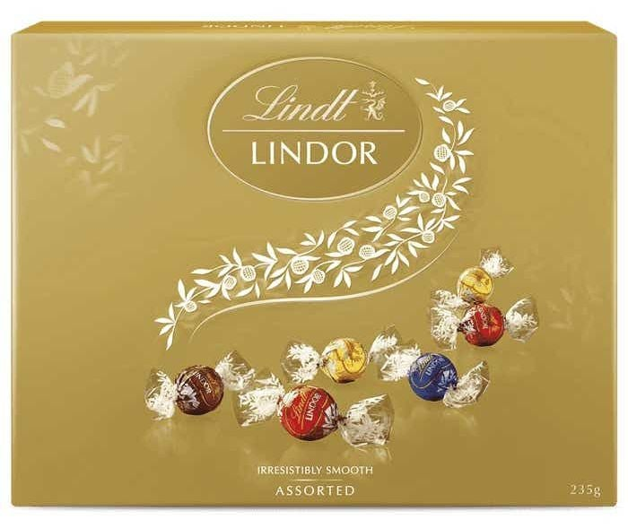Lindt Lindor chocolate review