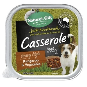 Nature's gift dog food review