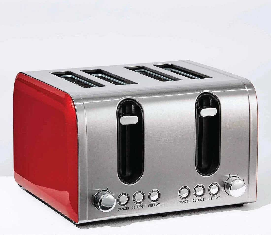 Target toaster review