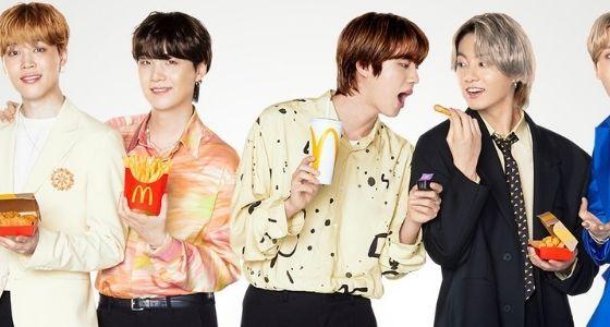 McDonald's BTS Meal in Australia