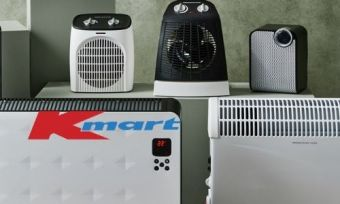 Kmart heaters review