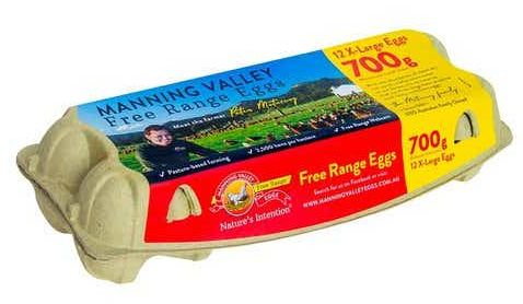 Manning Valley eggs review