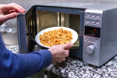 What is the best microwave rice?