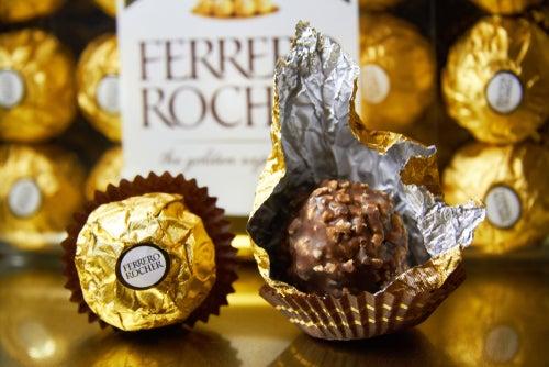 Ferrero rocher chocolate boxes