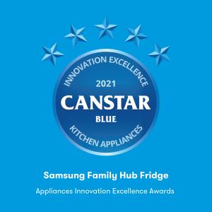 Kitchen Appliances (Samsung Family Hub 5.0 Fridge)