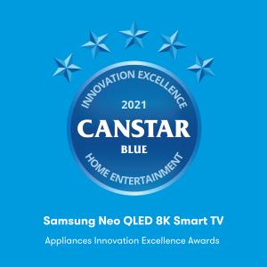 Home Entertainment (Samsung Neo QLED 8K Smart TV)