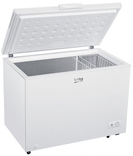Beko freezer review