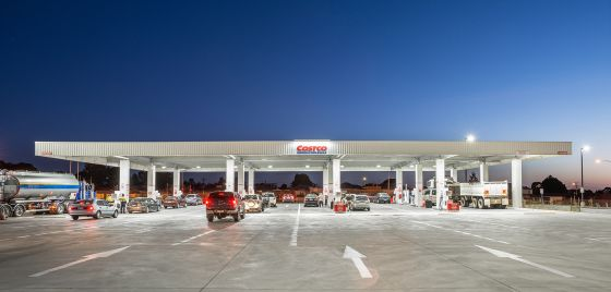 Costco best petrol service station compared